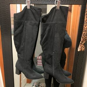 Over the knee Boots 10.5WW